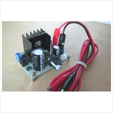 LM317 Adjustable Regulated DC Power Supply DIY Kit