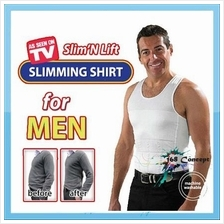 Original Men Body Shaper Slimming Vest Singlet Slim N Lift Body Shaper