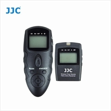 JJC WT-868 Wireless HDR Timer Remote for Sony,nikon,canon (100 Meter)