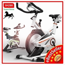 Gym Fitness Spinning Bicycle Exercise Bike With Spring System