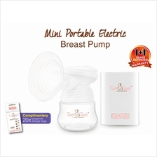 Tiny Touch MINI Portable Electric Breast Pump with FREE Storage Bags