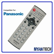 PANASONIC CRT TV Remote Control Replacement Flat Screen TV Controller
