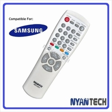 Samsung RCA CRT Flat TV Remote Control Replacement Remote Controller