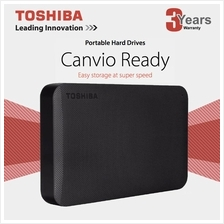 Toshiba Canvio Ready 3.0 USB HDD External Hard Disk Drive 750GB 1TB