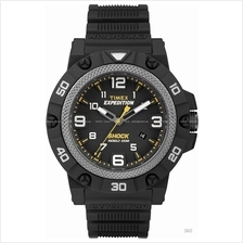 TIMEX TW4B010009 (M) Expedition Field Shock resin strap black