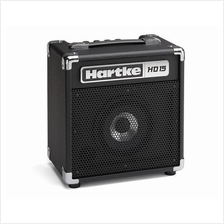 HARTKE HD15 (15W, 1x6.5�) - Bass Amplifier (NEW) - FREE SHIPPING