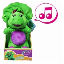 Singing Baby Bop Plush Toy (10 inches)