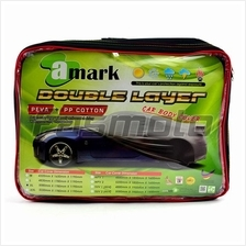 Amark Double Layer PEVA Car Cover