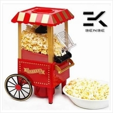 Classic Mini Popcorn Machine / Homemade Popcorn (001B)