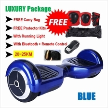 Macwheel F3 Remote Bluetooth Dual AirWheel Hoverboard Scooter Bicycle
