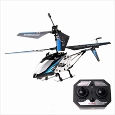 LS-222 3.5-Channel RC Helicopter With Built In Gyro BLACK