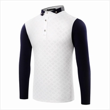 JF MFC78 Korea Men´s Casual Polo T-Shirts - 2 Colors