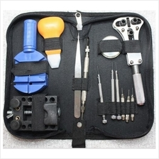 13-in-1 Watchmaker Watch Repair Tool Kit Set Opener Link Remover