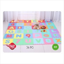 Kids Carpet Safe Soft EVA Mat Floor ABC 26pcs36pcs