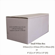 Small White Carton Box 20pcs