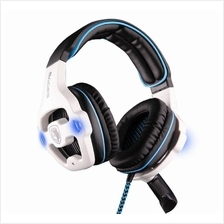 Sades 903 7.1 surround sound USB Gaming Headset with side light