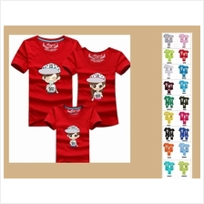 Football Family Clothes Wear T-shirt (2 weeks delivery)