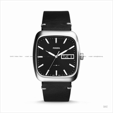 LEVI'S TIME LTJ2404 analog watch leather strap all black