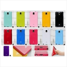 Samsung Galaxy Note 4 5 MERCURY GOOSPERY JELLY Case Cover *FREE SP*