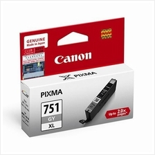 Canon CLI-751 GY XL Grey Dye ink (Genuine) PGI750 iP7270 MG5670