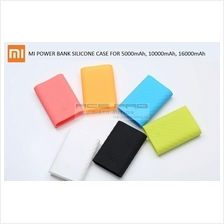 XiaoMi Mi Power Bank Sleeve Xiao Mi PowerBank Silicone TPU Cover Case