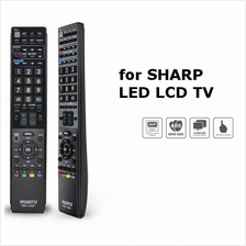 SHARP LED LCD TV remote control replacement unit 3D AV