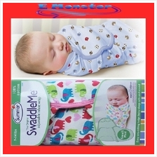 Summer SwaddleMe Adjustable Infant Wrap / Newborn Baby Swaddle Wrap