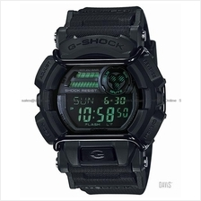 CASIO GD-400MB-1 G-SHOCK military black series protector resin LE