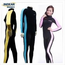Women UPF50+ beach holiday/swimming/snorkeling suit with padding