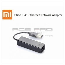 Original XIAOMI USB - RJ45 Ethernet LAN Adapter for TV BOX PC Laptop