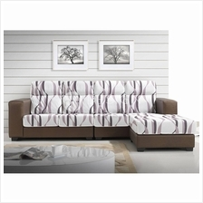 MF DESIGN WYATT 4 SEATER L-SHAPE SOFA