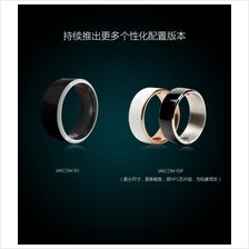 Hi-Tech Smart NFC Feng-Sui Good Luck Energy Health Care Ring