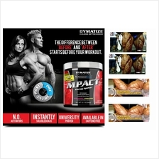 Dymatize MPACT 28SeV (Urat+Stamina+Vein+MUscle+Energy)creatine