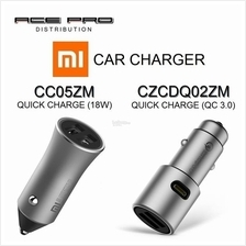 Original XIAOMI Mi Car Charger Xiao Mi Dual USB 5V 3.6A Fast Charge
