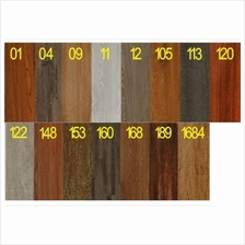 Vinyl Wood Flooring Self Adhesive QUALITY without Glue