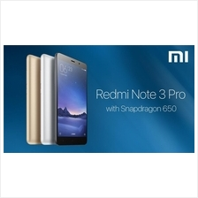Original XIAOMI Redmi Note 3 Pro Snapdragon LTE 16GB / 32GB Global ROM