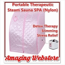 Portable Therapeutic Steam Sauna Spa ( Nylon )