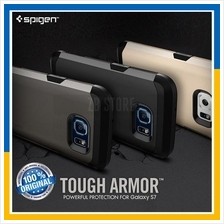 Original Spigen SGP Galaxy S7 S 7 Edge Tough Armor Case Cover