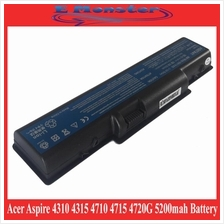 Acer Aspire 4310 4315 4710 4715 4720G 4720Z 4920G 5200mah Battery