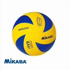 Mikasa MVA300 Synthetic Leather Volleyball (VOB 004)