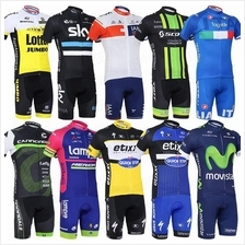 Cannondale Quickstep IAM Cycling Jersey Short pants baju basikal