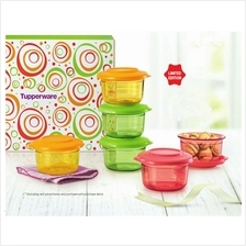 Tupperware Crystal Candy Set