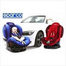 Sparco F2000K (Group 0+1+2) Car Seat 0-25kgs (Red)