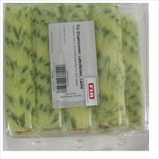 FIA Paint Roller 4125 Yellow/Green 4''''