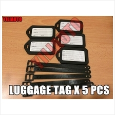 Luggage Tag x 5 pcs