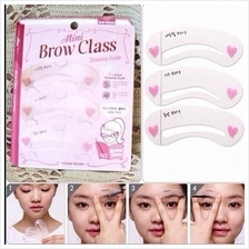 ETUDE HOUSE Brow Class Eyebrow Trace Drawing Guide Stencils