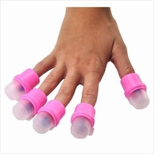 Wearable Nail Soaker (10pcs)
