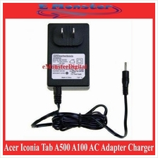 Acer Iconia Tab A500 A100 A501 AC Adapter Wall Charger