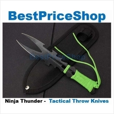 Ninja Thunder Tactical Camping Hunting Throwing Knife Dart Survival