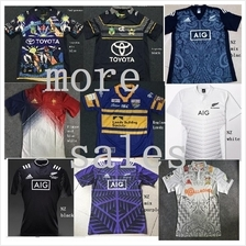 New Zeland All Black Rugby Jersey Indigenous Chiefs France